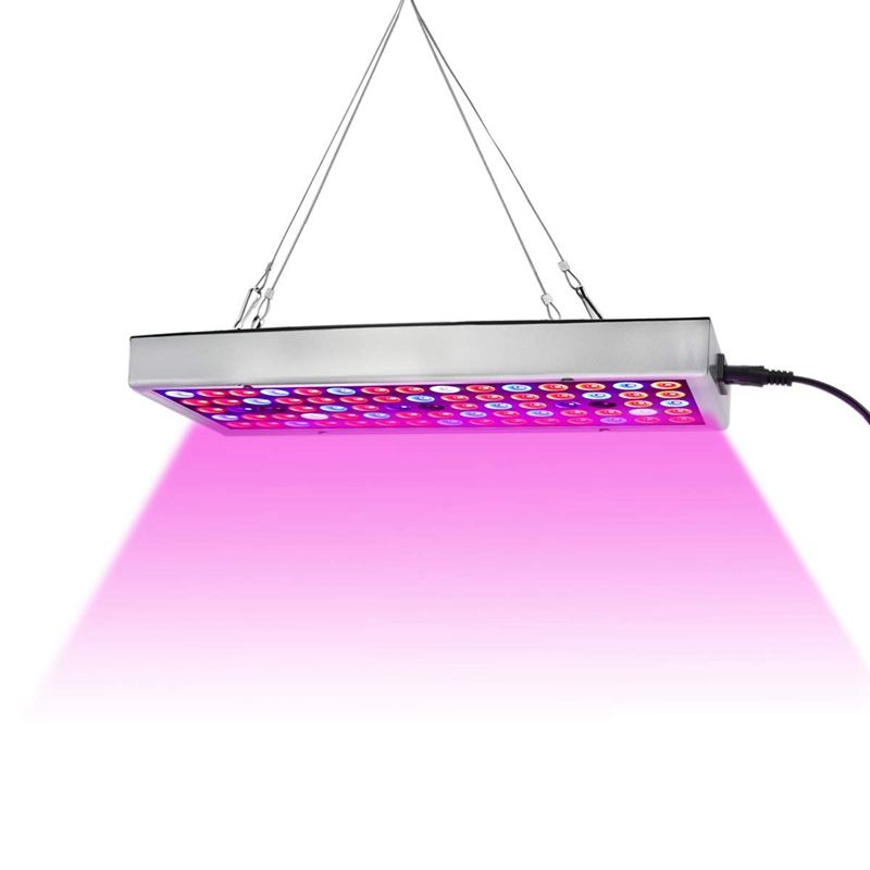 LED Grow Lights, Full Spectrum Panel Grow Lamp With IR UV Lights For Indoor Plants All Growing Sage, Garden, Greenhouse,Hydropon