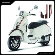 รถจักรยานยนต์ด้านหน้ากรอบDecalsชุดสำหรับPiaggio Vespa GTV GTS 250 300 300ie Super