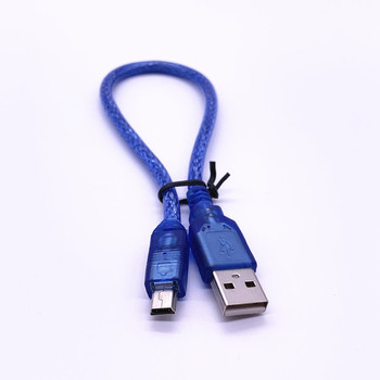 Mini USB Cable Mini USB To USB Fast Data Charger Cable for MP3 MP4 Player Car DVR GPS Digital Camera HDD Mini USB image