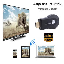 TV Stick Wifi Display Receiver M2 Plus Anycast Airplay DLNA Miracast Wireless HDMI-compatible Adapter For IOS Android Dongle