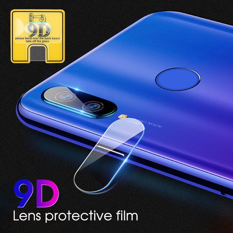 9D Phone Camera Protective Lens For Xiaomi Redmi 7 7a 6 6a K20 Camera Transparent Protector Film On Redmi Note 7s 7 6 5 K20 Pro