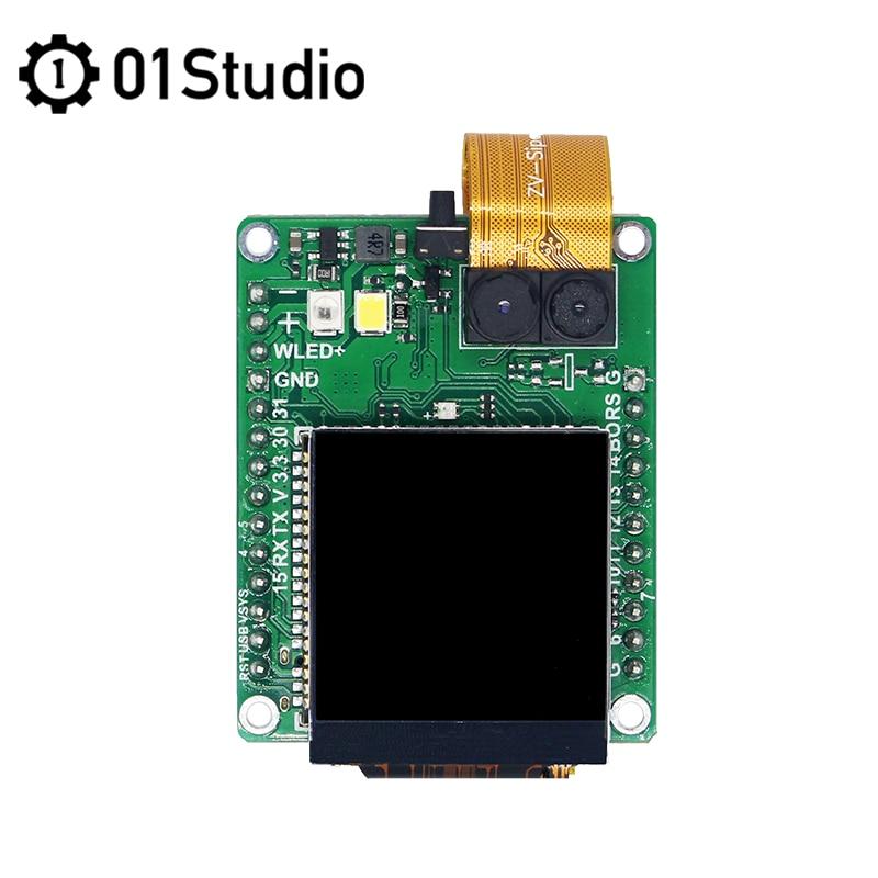 K210 Offline Living Face Recognition Module Serial Communication Firmware K210 Development Board Module MF1