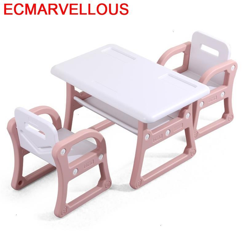 Kindertisch Stolik Dla Dzieci Chair And Pupitre Mesinha Infantil Kindergarten Bureau Enfant For Kids Kinder Study Children Table