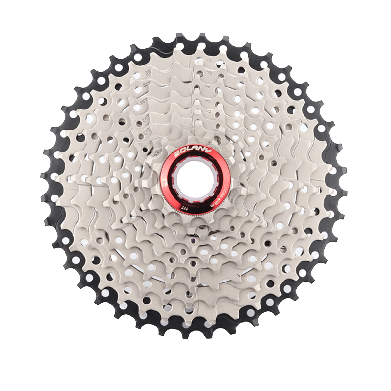 Bolany 10 Speed Cassette Bike 11 40T Sprockets Freewheel Spare Parts For Bicycles Mtb Mountain Bike|  - title=