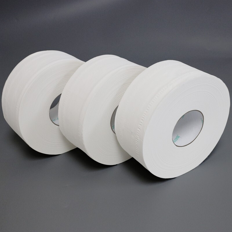 500gLarge Roll Toilet Roll Paper 450 ℃ High Temperature Sterilization Treatment Individually Packaged Dust-Free And Dust-Free Fo