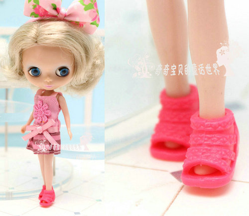 Shoes for Blyth doll Size can be chosen for 1/6 blyth dolls shoes 20