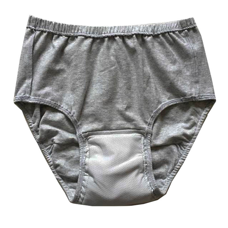 Adult Cloth Diapers Cover Cotton Men Women Can Wash Elderly Urine Does Not Wet Pants Incontinence Waterproof Underpants ABDL