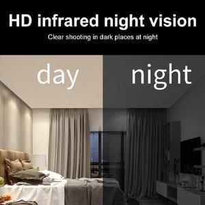 Image 3 - Мини видеокамера SQ29, портативная микро камера с функцией ночного видения