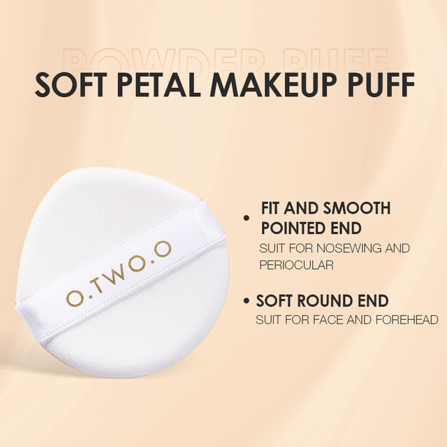 O.TWO.O Air Cushion BB Cream CC Cream Moisturizing Concealer Bright Makeup Base Long Lasting Foundation Cream With Makeup Puff 3