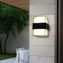 Artpad открытый крыльцо сад светодиодные фонари водонепроницаемый