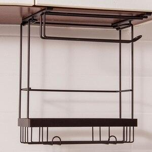 Image 2 - ORZ support de rangement papier serviette de cuisine