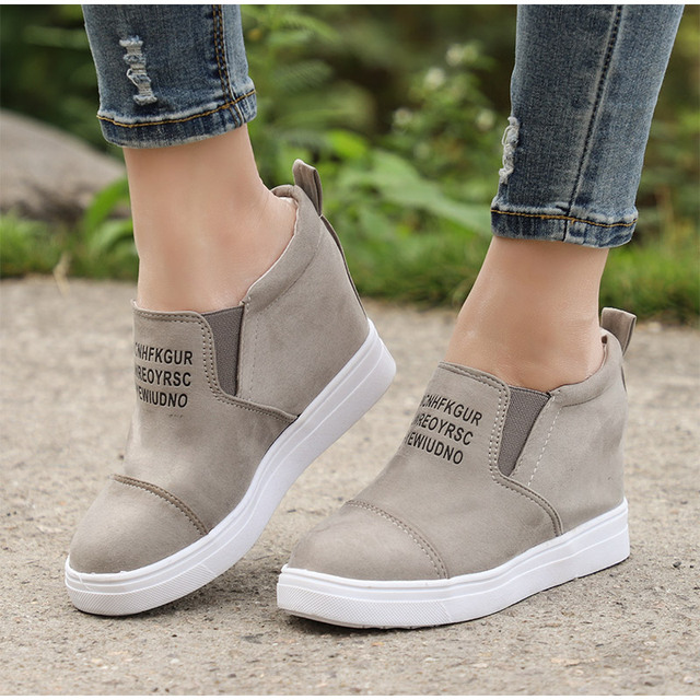 Low Boots for Women - 6 Colors 1
