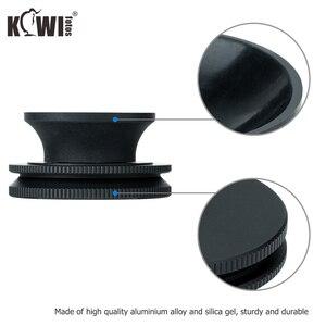 """Image 5 - Kiwi Crystal Ball Stand Kenmerken 1/4 """" 20 Vrouwelijke Draad & Arca Swiss Type Plaat Voor Lens Crystal Ballen van 50 100 Mm Diameter Bereik"""