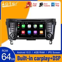 Pour Nissan x-trail X Trail T32 Qashqai J11 Android Radio 2013 + voiture multimédia lecteur DVD cassette enregistreur tête unité GPS stéréo