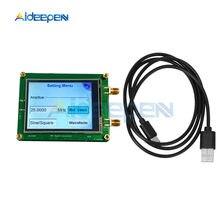 Source de Signal RF 35-4400M ADF4351, générateur de Signal, balayage de fréquence d'onde/Point, écran tactile LCD, contrôle