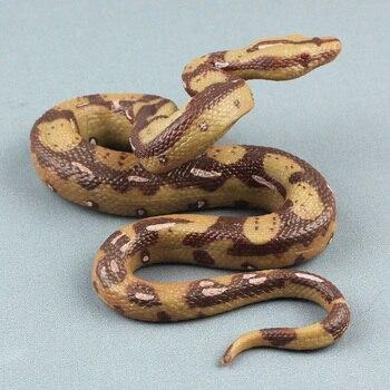 High Simulation Python Model Toy Big Realistic Snake Halloween Tricky Creepy Prank Scary Snake funny Toy creepy presents richard corben