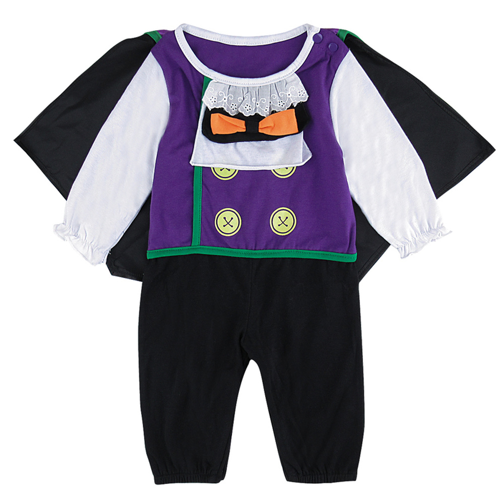 Baby Boys Girls Halloween Vampire Bat Fancy Dress Costume Outfit 0-24 months