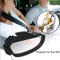 Универсальный ремень безопасности для беременных  удобный защитный чехол для вождения  регулируемый ремень для беременных женщин  Прямая п...