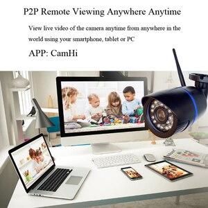 Image 3 - WiFi 2MP 1080P Audio HD IP Camera Wireless 720P Indoor Outdoor Waterproof Bullet CCTV Camera Onvif Surveillance Security Camera