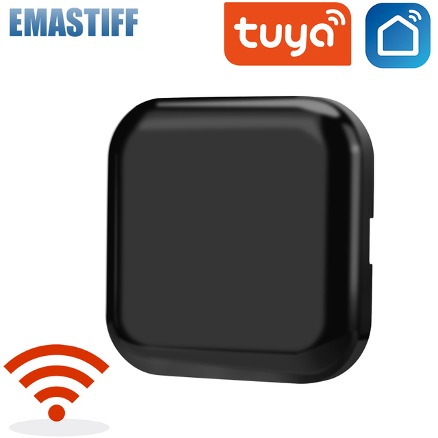 Tuya WiFi IR Remote Control for Air Conditioner TV, Smart Home Infrared Universal Remote Controller For Alexa,Google Home 1