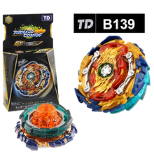 Beyblades Burst Gyro Toy 4th Generation GT Series B-139 Wizard Magic Dragon Boxed with Two-Way Ruler Launcher burst generation blast gyroscope alloy assembled combat gyro toy with ruler launcher