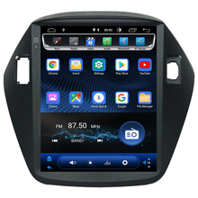 Car PC PAD Tesla Style Multimedia Player Android 8.1 GPS For Hyundai Tucson iX35