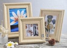 European-style creative picture frame set retro  photo frame  family frame  wall photo frame success style polyresin photo frame 4 x 6 picture