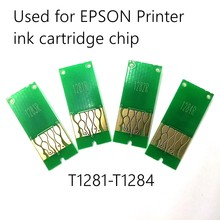 Beberapa Spesifikasi T1281-T1284 Ink Cartridge ARC Chip untuk Ink Jet Printer S22 SX125 SX130 SX235W SX420W SX440W SX430W(China)