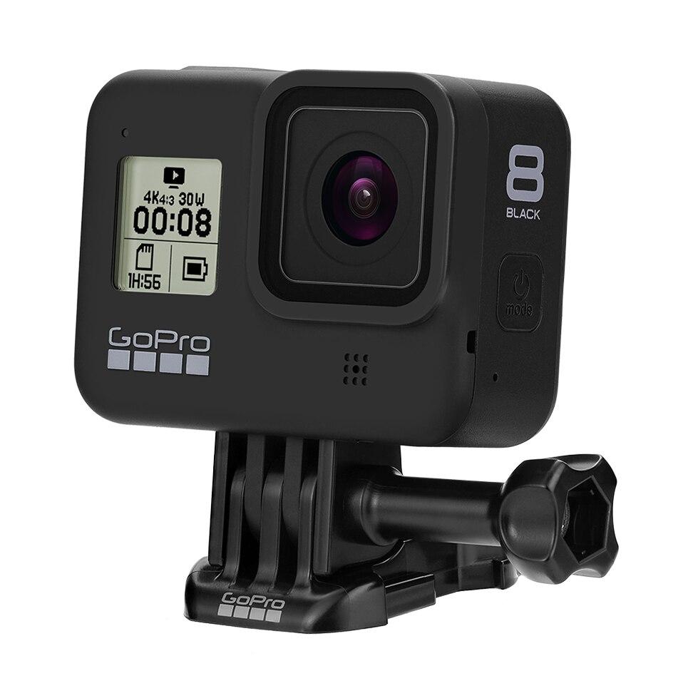 Original Gopro Hero 8 Black Waterproof Action Camera 4K Ultra HD Video 12MP Photos 1080p Live Streaming Go Pro Hero8 Sports Cam 4