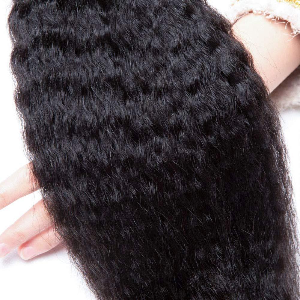 cabelo 100% remy tecer cabelo humano pacotes