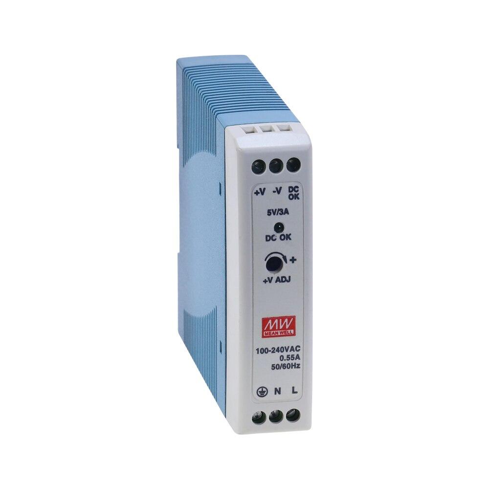 MDR-20 20W Single Output 5V 12V 15V 24V Din Rail Switching Power Supply AC/DC-2