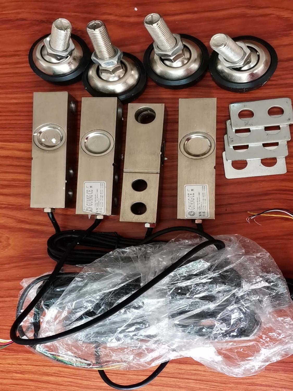 Sensore di pressione cella di Carico bilancia da pavimento YZC-320 A Sbalzo sensore di pesatura sensore di pressione sensore di loadometer elettronica
