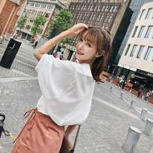 [Dowisi] 2018 Summer New Products Korean-style Loose-Fit Sol