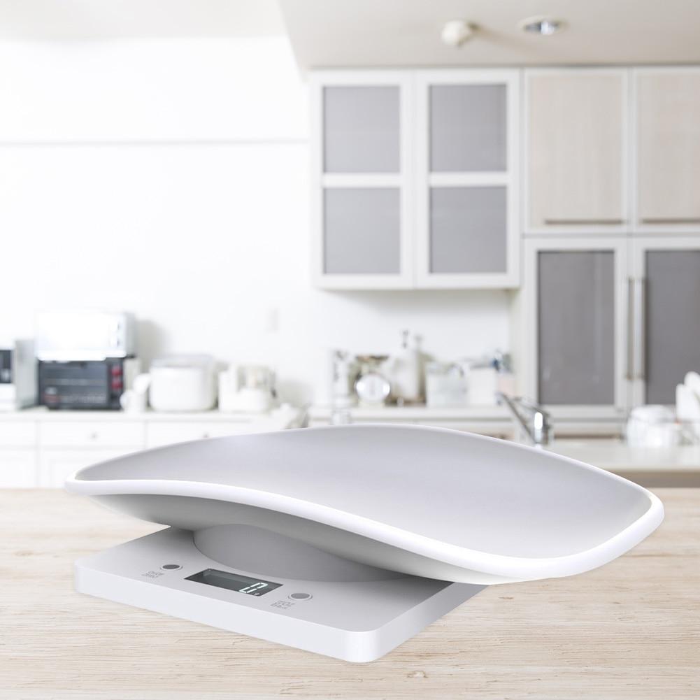 Цифровые весы ЖК-дисплей Pet электронные весы инструмент мини точность грамм Вес весы Подсветка измерительный Кухня расходные материалы-4