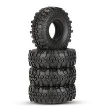 AUSTAR – pneus sur chenilles de roche AX-4020, 1.9 pouces, 110mm, 4 pièces, pour voiture D90 SCX10 AXIAL RC4WD TF2 RC
