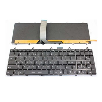 New keyboard English Key For MSI MS-16GA MS-16GH MS-16GF MS-16GD GE60 GE70 Laptop Backlight