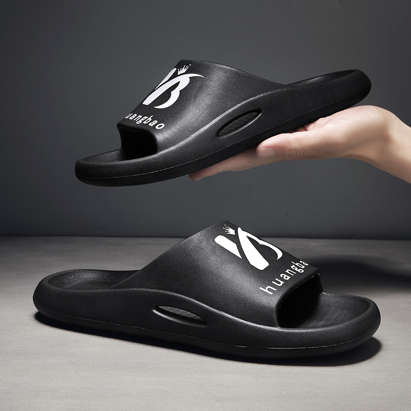 2021 Summer Fashion Casual And Comfortable Men's Sandals Soft And Comfortable Outdoor Flip Flops Oversized Slippers Size 40-45