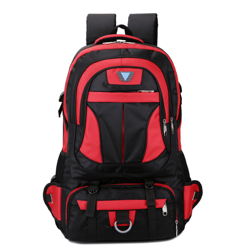 Large Capacity Travel Mountaineering Bag Travel Hiking Casual Backpack Outdoor Equipment Backpack Waterproof Sports Bag
