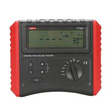 Digital RCD (ELCB) Tester Leakage Protection Switch Tester Battery Powered AC Voltage Test UNI-T UT585 стоимость