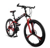 للطي دراجة الذكور والإناث الكبار الطلاب متغير سرعة ضوء قبالة الطريق مزدوجة امتصاص الصدمات دراجة سباق دراجة هوائية جبلية