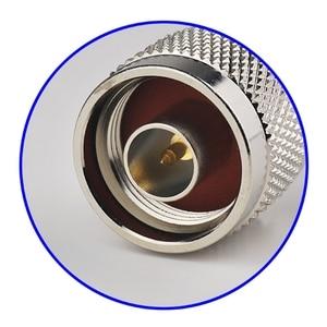 Image 3 - Superbat 10 pcs N Clamp Plug Male for Cable Corrugated Copper 1/2 Super Flexible