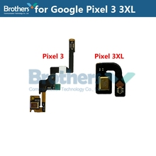 Mic Speaker for Google Pixel 3 3XL Microphone for Pixel3 Pixel3XL Mic Flex Cable Mobile