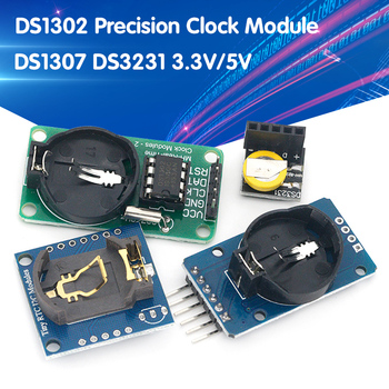 DS3231 AT24C32 moduł IIC precyzyjny zegar moduł DS3231SN moduł pamięci DS3231 mini moduł w czasie rzeczywistym 3 3V 5V dla Raspberry Pi tanie i dobre opinie quason CN (pochodzenie) Nowy DS3231 AT24C32 IIC Precision RTC Real Time Clock Memory Module For Ard