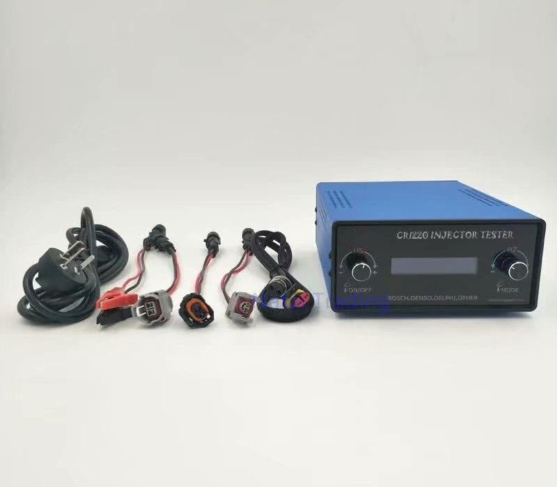 CRI220 common rail injektor tester dynamische AHE tester CRI230 für Bosch Denso Delphi und KATZE diesel injektor