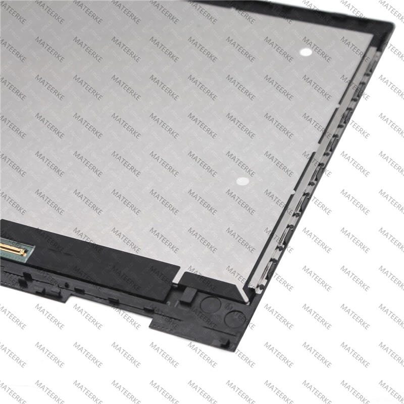 LCD Touch Screen Assembly With Frame For HP X360 15 cp0076nr 5YH33UA 15 cp0598sa 4RE10EA 15 cp0599na 4RE11EA in Laptop LCD Screen from Computer Office