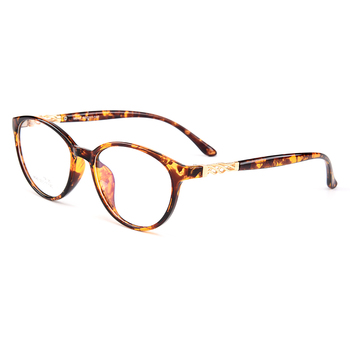 Cool Ultralight Women Glasses Frame Oval