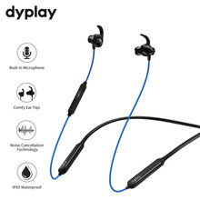 ANC Bluetooth אוזניות עבור ספורט פעיל רעש מבטל אוזניות עם מיקרופון משחקי אוזניות עם מקרה תיבה