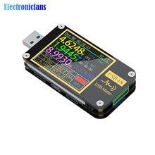 Voltmetro multifunzione FNB48 amperometro Tester USB misuratore di tensione corrente QC4 PD3.0 2.0 Tester di capacità del protocollo di ricarica rapida