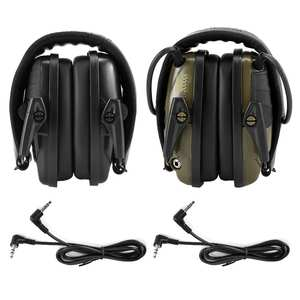 Electronic Shooting Earmuff Protective-Headset Hearing-Protector Amplification Anti-Noise