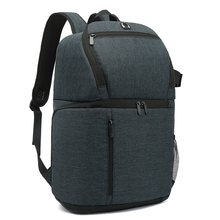 حقيبة ظهر للكاميرا مقاومة للماء متعددة الوظائف ، حقيبة سفر محمولة ذات سعة كبيرة ، حقيبة عدسة